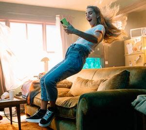 'Salta', la campaña más atrevida y enérgica de InfoJobs para impulsarnos hacia un nuevo trabajo